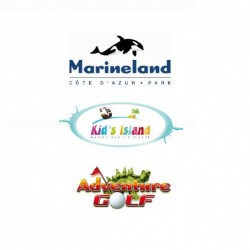 MARINELAND - 3 Parcs - Adulte, Antibes