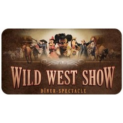 Remises Diner-Spectacle LA LEGENDE DE BUFFALO BILL &Wengel