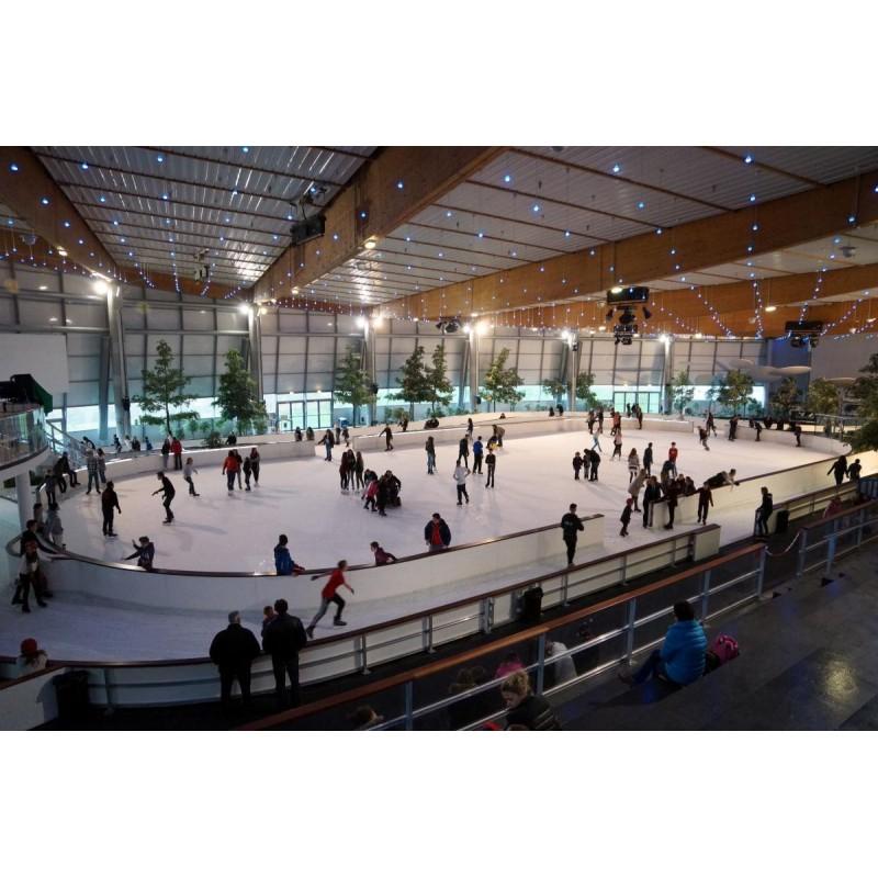 H lic a tickets piscine patinoire hors location de for Piscine patinoire