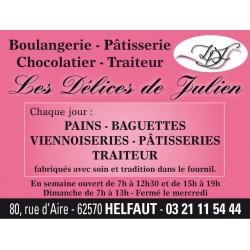 Les Délices de Julien - Boulangerie / Pâtisserie