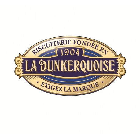 BISCUITERIE DUNKERQUOISE - Bergues