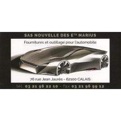 SAS Nouvelle des ets Marius - CALAIS