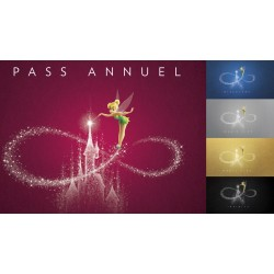 DISNEYLAND Pass Annuel INFINITY