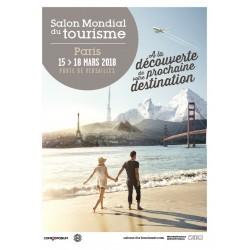 SALON MONDIAL DU TOURISME - Paris Expo/Porte de Versailles