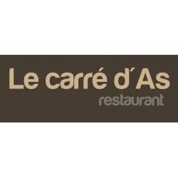 LE CARRE D'AS Restaurant - Boulogne Sur Mer