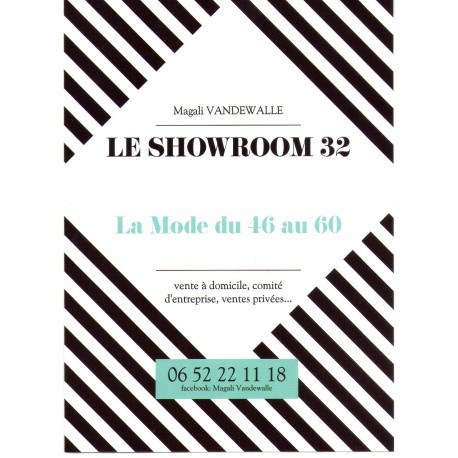 SHOWROOM 32 - Vente à domicile