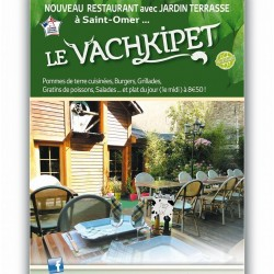 LE VACHKIPET, Saint-Omer