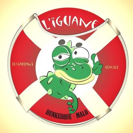 L IGUANE - Dunkerque