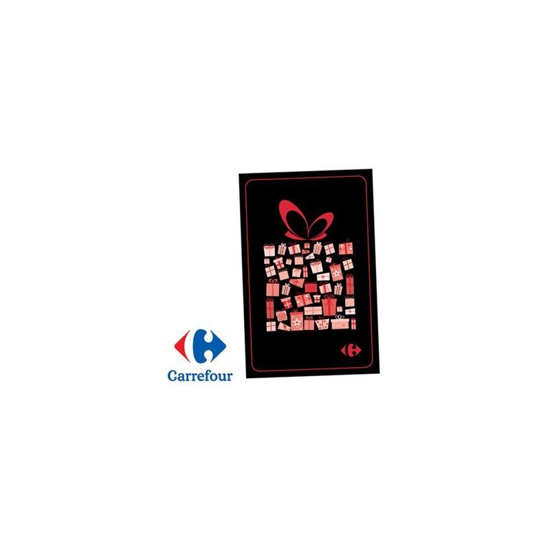 CARREFOUR E-carte Cadeau Bon d'achat & Wengel
