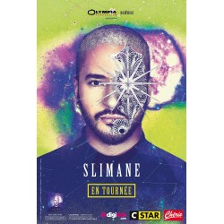 SLIMANE - Tournée - Scénéo - 14.12.18