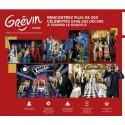Musée GREVIN - Billet Période Automne 2018