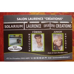 SALON LAURENCE CREATIONS - Nieppe