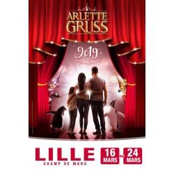 Cirque Arlette GRUSS - LILLE - 2019