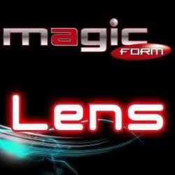 MAGIC FORM - Lens