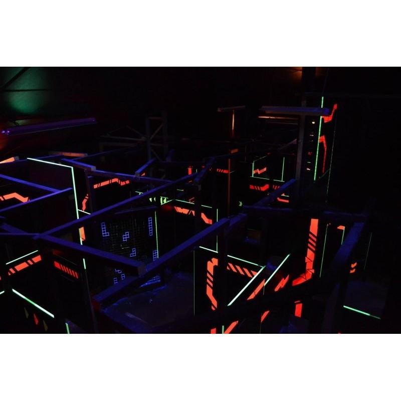 laser game ticket partie 20 min wengel. Black Bedroom Furniture Sets. Home Design Ideas