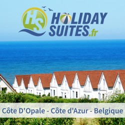 HOLIDAY SUITES - Résidences de Tourismes 3*