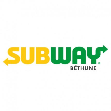 Subway Béthune