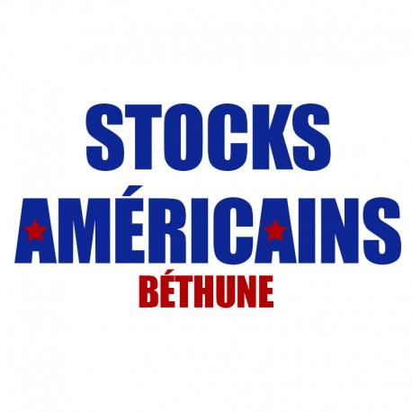 Stocks Américains Béthune