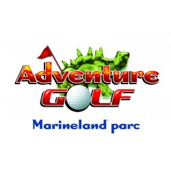 ADVENTURE GOLF - Billet