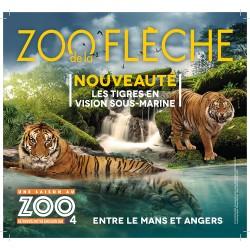 ZOO DE LA FLECHE - Saison 2018/2019 - 1 Jour