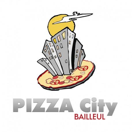 PIZZA CITY - Bailleul