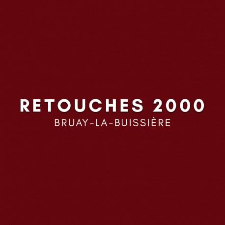 Retouches 2000 - Bruay-la-Buissière