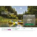 CENTER PARCS - Offre Printemps 2019