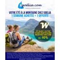 GOELIA - Offre Eté à la Montagne 2019