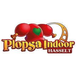 PLOPSA INDOOR Hasselt - E-billet Immédiat