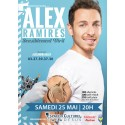"ALEX RAMIRES ""Sensiblement Viril"" - 25/05/19 -  Espace Casadesus"