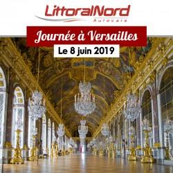 Journée à Versailles 08/06/2019 - Littoral Nord