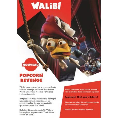 WALIBI Belgium - Promo E-Pack Famille