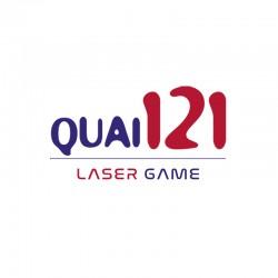 Réduction QUAI 121 LASERGAME Coquelles &Wengel