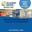 HOLIDAY SUITES - Summer Deal