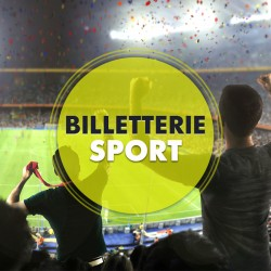 Billetterie Spectacle - SPORT