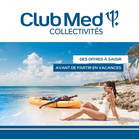 CLUB MED - Offres à saisir