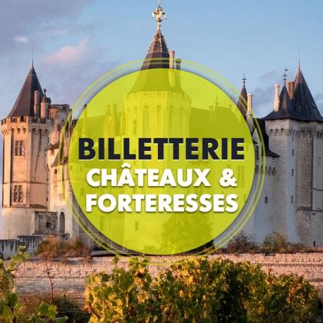 Billetterie Spectacle - CHÂTEAU & FORTERESSES