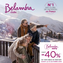 BELAMBRA - Earlybooking Hiver 2020