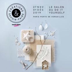 SALON DO IT YOUR SELF, Créations & Savoir-Faire - Paris Expo/Porte de Versailles