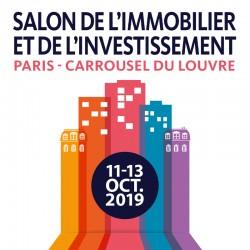 SALON NATIONAL DE L IMMOBILIER - Carrousel du Louvre - Paris
