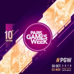 PARIS GAMES WEEK - Paris Expo/Porte de Versailles