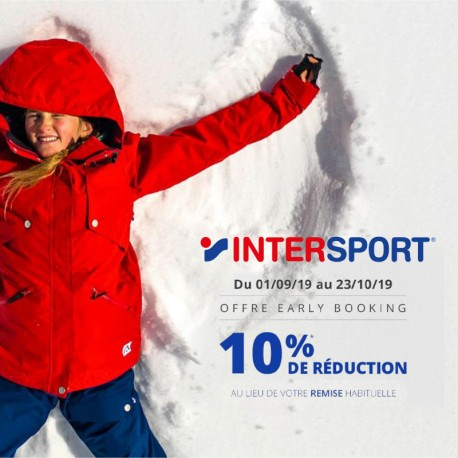 INTERSPORT SKI - Early Booking