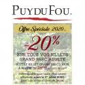 PUY DU FOU - Offre Spéciale 2020 &Wengel
