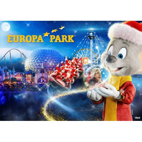 Réduction EUROPA PARK HIVER 2019/2020 - E-Billet Différé &Wengel