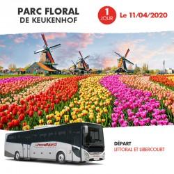 Voyage 1 Jour - Parc Floral de Keukenhof 11/04/2020