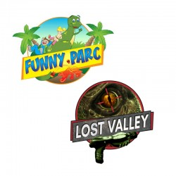 FUNNY PARC & LOST VALLEY - Saint-Laurent-Blangy