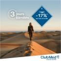 CLUB MED - 3 jours illimités