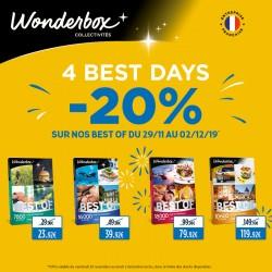 WONDERBOX - 4 Best Days