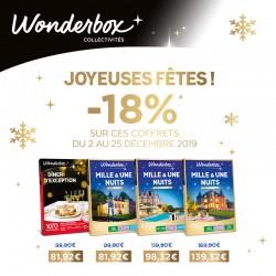 WONDERBOX - Joyeuses Fêtes