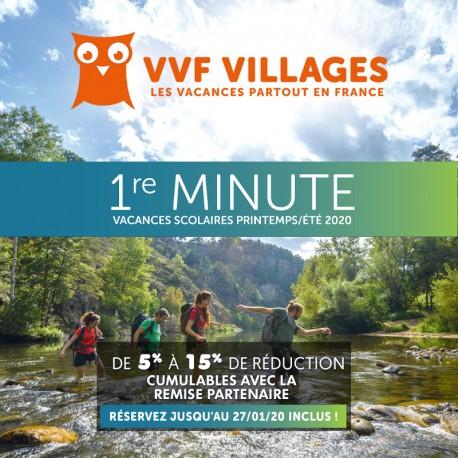 VVF Villages - 1ères Minutes Printemps été 2020
